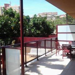 Отель Aparthotel El Faro балкон
