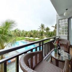 Отель Hoi An Waterway Resort 3* Люкс с различными типами кроватей фото 3