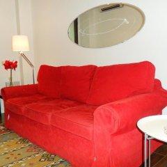 Отель Apartamentos MLR Paseo del Prado Испания, Мадрид - отзывы, цены и фото номеров - забронировать отель Apartamentos MLR Paseo del Prado онлайн комната для гостей фото 3