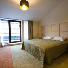 Mini Hotel Nevskaya Panorama Стандартный номер разные типы кроватей фото 23
