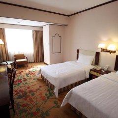 Guangzhou Hotel 3* Стандартный номер с 2 отдельными кроватями фото 7