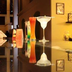 Отель Coconut Creek Гоа гостиничный бар