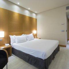 Hotel Silken Puerta Madrid 4* Номер Комфорт с двуспальной кроватью фото 6