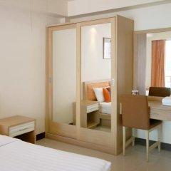 Orange Hotel 3* Номер Делюкс с разными типами кроватей фото 4