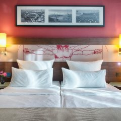 Leonardo Royal Hotel Munich 5* Номер Комфорт фото 3