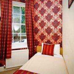 Leigh House Hotel 3* Стандартный номер с различными типами кроватей фото 5