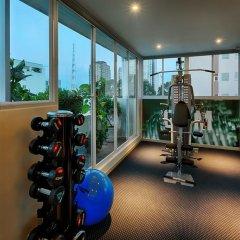 Silverland Hotel & Spa фитнесс-зал фото 3