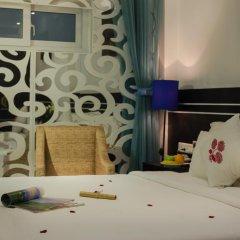 Noble Boutique Hotel Hanoi 3* Стандартный семейный номер с двуспальной кроватью