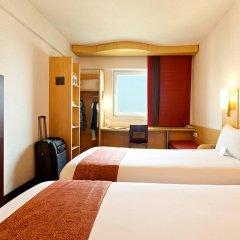 Zhongshan The Center Hotel 3* Стандартный номер с 2 отдельными кроватями