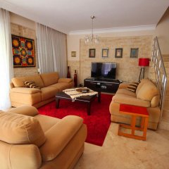 Отель Paradise Town - Art Villa Белек комната для гостей фото 7