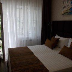 Гостиница ZARA 3* Стандартный номер с разными типами кроватей фото 9