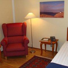 Отель Teaterhotellet 3* Стандартный номер с 2 отдельными кроватями