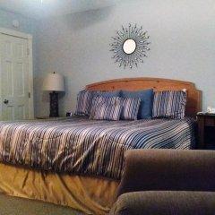 Отель The Mount Vernon Inn 2* Стандартный номер с различными типами кроватей фото 11