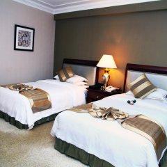 The Pavilion Hotel Shenzhen 4* Улучшенный номер с различными типами кроватей фото 5