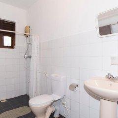 Отель Villa In Paradise Унаватуна ванная