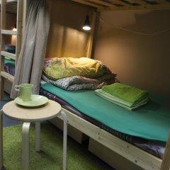 Nice Hostel Кровать в общем номере фото 13