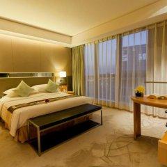 Отель Citadines Xingqing Palace Xi'an комната для гостей