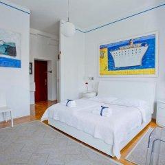 Отель Rooms Zagreb 17 4* Улучшенный номер с различными типами кроватей фото 12