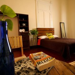 Отель Hospedarte Suites комната для гостей фото 5
