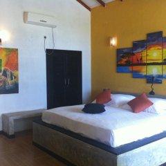 Отель Flower Garden Lake resort 3* Коттедж Делюкс с различными типами кроватей фото 2