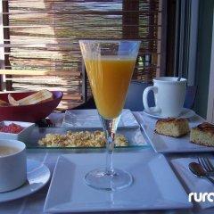 Отель El Refugio de Cristal питание