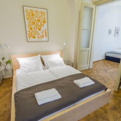 Апартаменты Bohemia Apartments Prague Centre Апартаменты с различными типами кроватей фото 49