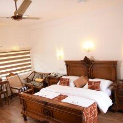 Отель White Villa Resort Aungalla 3* Номер Делюкс с двуспальной кроватью фото 7