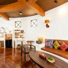 Отель Koh Tao Cabana Resort 4* Стандартный номер с различными типами кроватей фото 4
