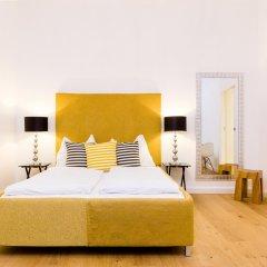 Апартаменты Sky Residence - Business Class Apartments City Centre Вена комната для гостей фото 3