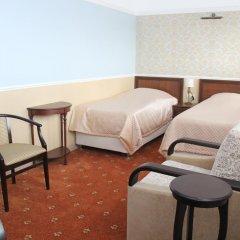 Гостиница Северная 3* Полулюкс с двуспальной кроватью фото 2