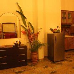 Отель Dionis Villa 3* Улучшенные семейные апартаменты с двуспальной кроватью фото 15