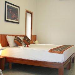 Отель Moc Vien Homestay Стандартный номер с различными типами кроватей фото 5