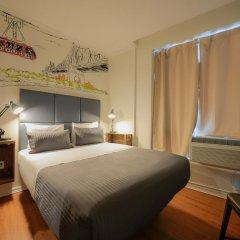 Отель CITY ROOMS NYC - Soho Стандартный номер с различными типами кроватей фото 8