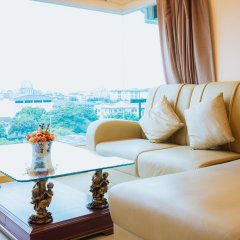 Отель MetroPoint Bangkok 4* Люкс с различными типами кроватей фото 10