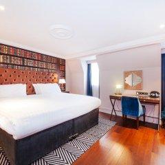 Hotel Indigo Edinburgh - Princes Street 4* Представительский номер с различными типами кроватей фото 2