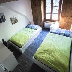 Отель Auberge du Mont-Blanc Стандартный номер с различными типами кроватей фото 4