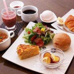 Отель Eclair Hakata Фукуока питание