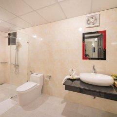 Отель Luna Villa Homestay 3* Стандартный номер с двуспальной кроватью фото 3