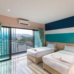 Отель JJ Residence Phuket Town 3* Номер Делюкс с различными типами кроватей фото 5