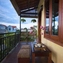 Отель Chez Xuan Boutique House 2* Номер Делюкс с различными типами кроватей фото 2