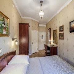 Мини-Отель Серебряный век Улучшенный номер с двуспальной кроватью фото 15