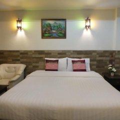 Апартаменты Chaba Garden Apartment Стандартный номер с различными типами кроватей фото 4