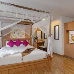 Bhukitta Hotel & Spa 4* Номер Делюкс с двуспальной кроватью фото 3