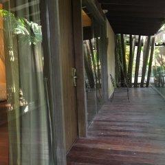 Отель Siloso Beach Resort, Sentosa 3* Вилла с различными типами кроватей фото 9
