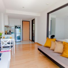 Отель Rocco Huahin Condominium Студия с различными типами кроватей фото 31