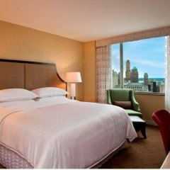Sheraton Brooklyn New York Hotel 4* Стандартный номер с различными типами кроватей