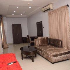 Pelican Hotel Lekki 3* Полулюкс с различными типами кроватей фото 3