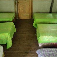 Отель La Moskitia Ecoaventuras Кровать в общем номере с двухъярусной кроватью фото 4