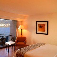 Отель Holiday Inn Resort Acapulco 3* Стандартный номер с разными типами кроватей фото 3