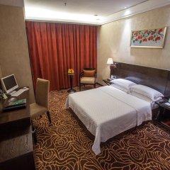 Huashi Hotel 4* Номер Бизнес с различными типами кроватей фото 3